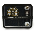 Boston Bruins Embroidered Towel Tin Gift Set